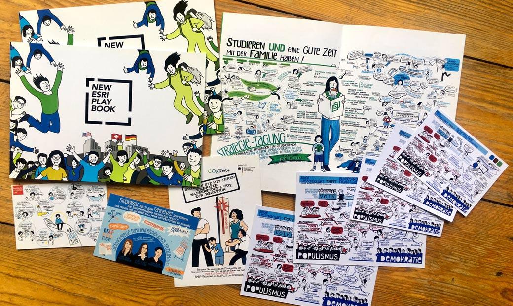 Gabriele-Heinzel-Printprodukte-Flyer-Playbook